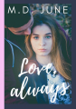 Couverture Love, always Editions Milady (Romance) 2020