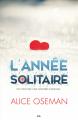 Couverture L'année solitaire Editions AdA 2015
