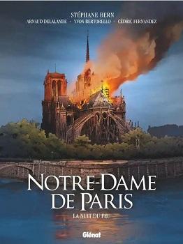 Notre Dame De Paris La Nuit Du Feu Livraddict
