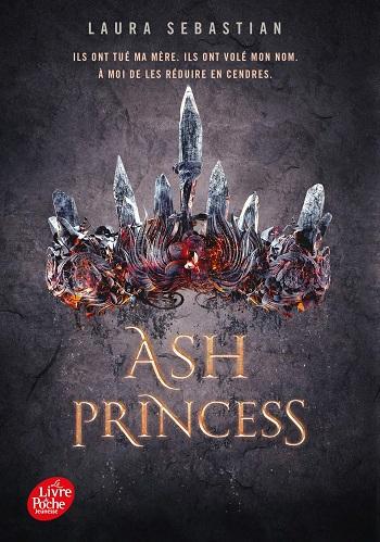 Couverture Ash Princess, tome 1
