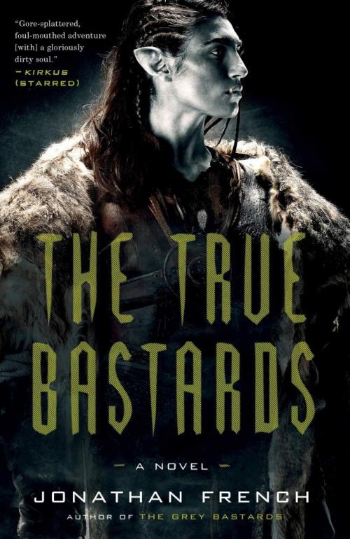 Couverture The Lot Lands, book 2: The True Bastards
