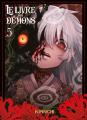 Couverture Le livre des démons, tome 5 Editions Komikku 2020