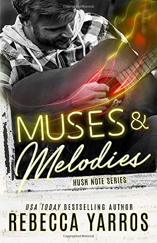 Couverture Hush Note, book 3: Muses and melodies