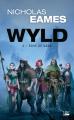 Couverture Wyld, tome 2 : Rose de sang Editions Bragelonne (Fantasy) 2020