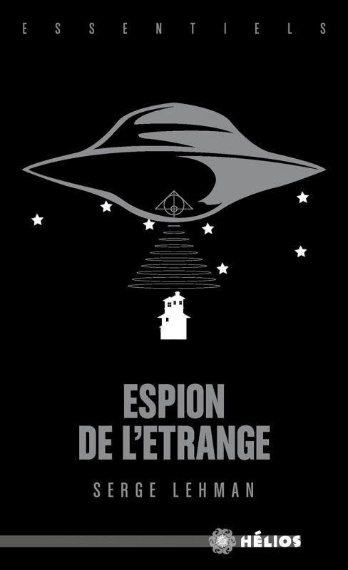Couverture Espion de l'étrange