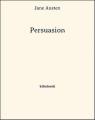 Couverture Persuasion Editions Bibebook 2013