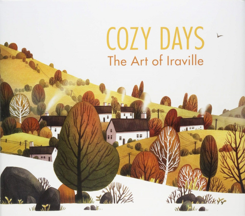 Couverture Cozy Days: The Art of Iraville