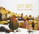 Couverture Cozy Days: The Art of Iraville Editions 3dTotal Publishing 2018