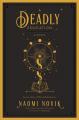 Couverture Scholomance, book 1: A Deadly Education  Editions Del Rey Books 2020