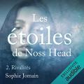Couverture Les étoiles de Noss Head, tome 2 : Rivalités Editions Audiolib 2020