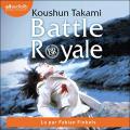 Couverture Battle Royale Editions Audible studios 2020