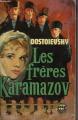 Couverture Les Frères Karamazov Editions Marabout 1958