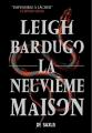 Couverture Alex Stern, tome 1 : La Neuvième Maison Editions de Saxus 2020