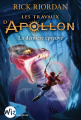 Couverture Les travaux d'Apollon, tome 5 : La dernière épreuve Editions Albin Michel (Jeunesse - Wiz) 2020