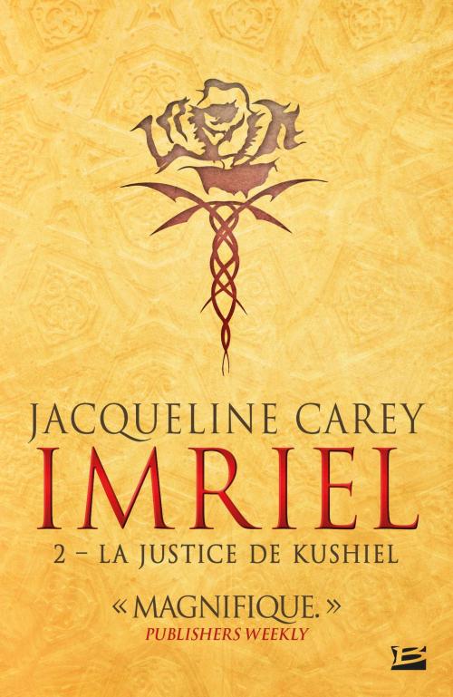 Couverture Imriel, tome 2 : La Justice de Kushiel