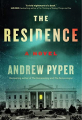 Couverture The Residence Editions Simon & Schuster 2020
