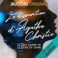 Couverture La disparition d'Agatha Christie Editions Audible studios 2020
