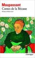 Couverture Contes de la bécasse Editions Folio  (Classique) 2010
