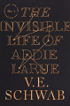 Couverture La vie invisible d'Addie Larue Editions Tor Books 2020