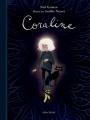 Couverture Coraline Editions Albin Michel (Jeunesse) 2020