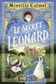 Couverture Le secret de Léonard Editions Belin (Jeunesse) 2020