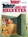 Couverture Astérix, tome 16 : Astérix chez les helvètes Editions Hachette (BD) 2005