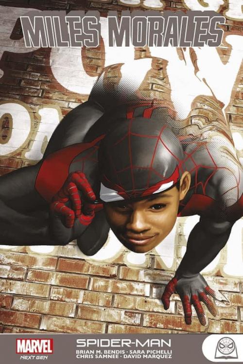 Couverture Miles Morales : Spider-Man