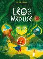 Couverture La famille Vieillepierre, tome 4 : Léo et la méduse Editions Sarbacane 2020