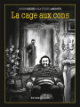Couverture La cage aux cons Editions Delcourt (Machination) 2020