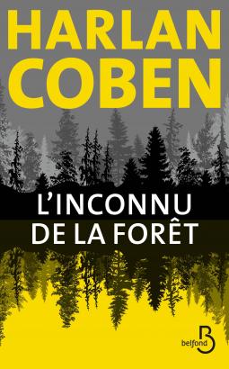 Couverture L'inconnu de la forêt