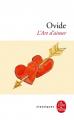 Couverture L'art d'aimer Editions Le Livre de Poche (Classique) 2020