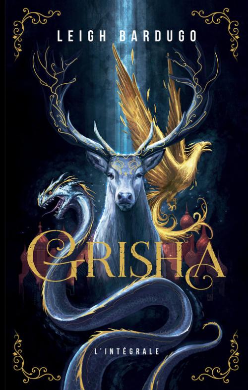 Couverture Grisha, intégrale