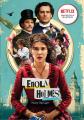 Couverture Les enquêtes d'Enola Holmes, tome 1 : La double disparition Editions Nathan (Jeunesse) 2020