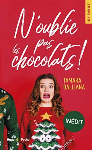 Couverture N'oublie pas les chocolats