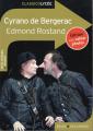 Couverture Cyrano de Bergerac Editions Belin / Gallimard (Classico - Lycée) 2018