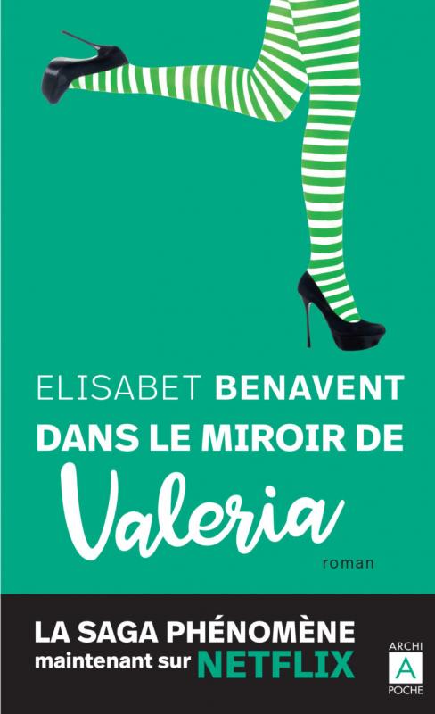 Couverture Valeria, tome 2 : Dans le miroir de Valeria