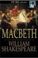 Couverture Macbeth Editions Duke Classics 2012