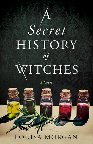 Couverture A Secret History of Witches