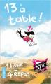 Couverture 13 à table ! (2020) Editions Pocket 2020