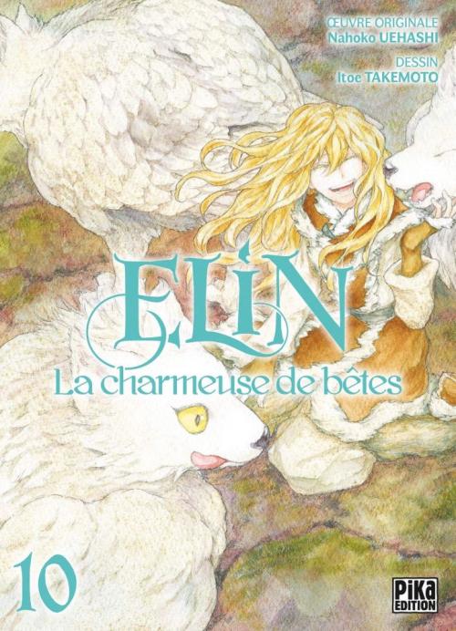 Couverture Elin : La charmeuse de Bêtes, tome 10