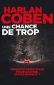 Couverture Une chance de trop Editions France Loisirs 2015