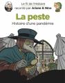 Couverture Le fil de l'histoire raconté par Ariane & Nino, tome 24 : La peste Editions Dupuis 2020
