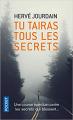 Couverture Tu tairas tous les secrets Editions Pocket (Thriller) 2020