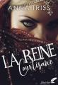 Couverture La reine courtisane Editions Audible studios 2020