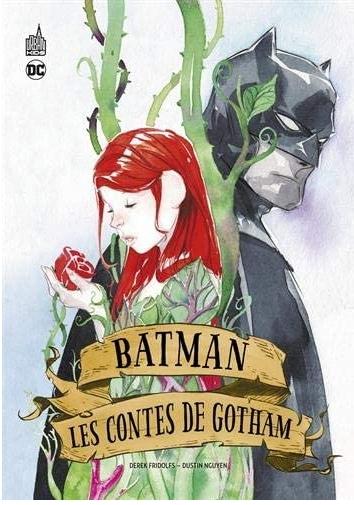 Couverture Batman : Les contes de Gotham