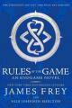 Couverture Endgame, tome 3 : Les règles du jeu Editions HarperCollins 2017