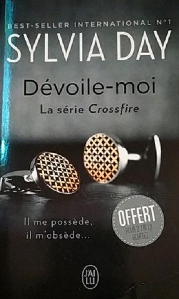 Couverture Crossfire, tome 1 : Dévoile-moi
