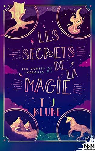 Couverture Les contes de Verania, tome 3 : Les secrets de la magie