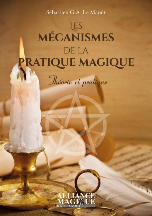 Couverture Les Mécanismes de la Pratique Magique