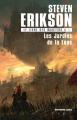 Couverture Le livre des martyrs / Le livre malazéen des glorieux défunts, tome 01 : Les jardins de la lune Editions Leha 2020